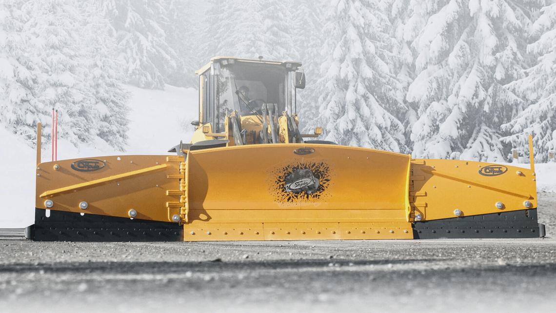 snow plow arctic blaster industrial