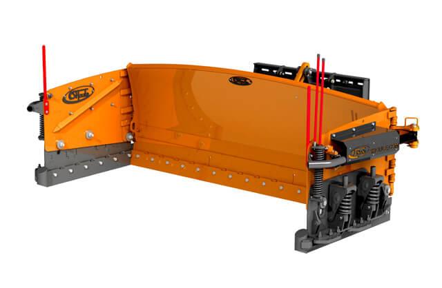 arctic blaster snow plow