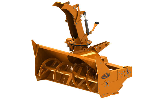snowblower compact agricultural